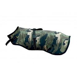 Softshell Mantel Camouflage...